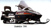 Thumbnail Ski-Doo Skandic 500 1998! PDF Snowmobile Service/Shop Manual